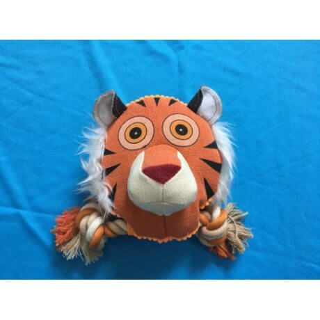 Nutra Pet TIGER Dog Toy