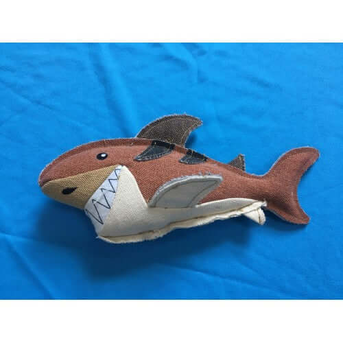Nutra Pet SHARK Dog Toy