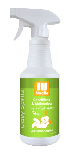 Nootie Daily Spritz Conditioning & Moisturizing Spray- Cucumber Melon