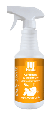 Nootie Daily Spritz Conditioning & Moisturizing Spray- Warm Vanilla Cookie