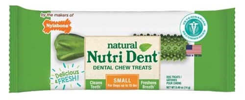 Nutri Dent Fresh Breath Flavored Dental Chews