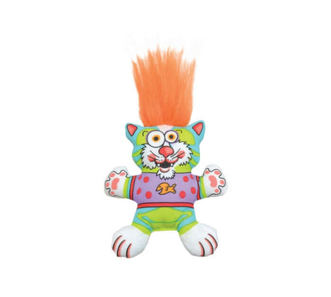 PetStages Madcap Big Hair Kitty Cat Toy