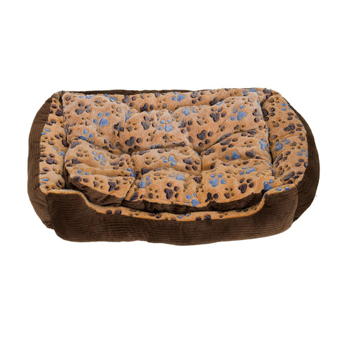 Pets Empire Super Soft Comfortable Bed For Pets – Brown