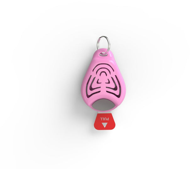 Tickless Pet Ultrasonic Tick And Flea Repeller- Pink