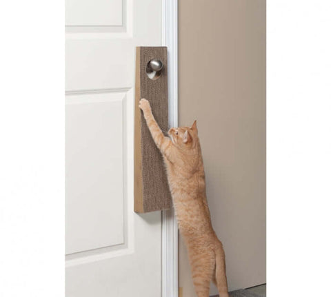 PetStages Stretch & Scratch Door Scratcher For Cats