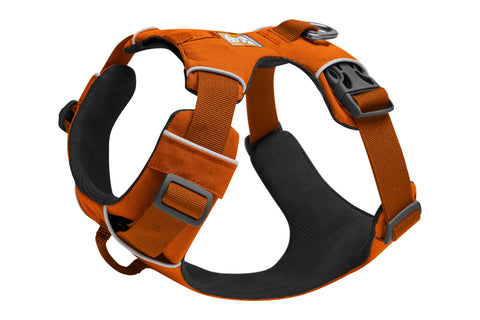 Ruffwear Front Range™Dog Harness Campfire Orange