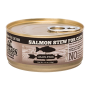 RedBarn Natural Grain-Free Salmon Stew Recipe For Cats (156 Gms)