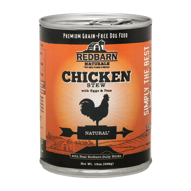 RedBarn Natural Grain-Free Chicken Stew Recipe For Dogs (368 gms)