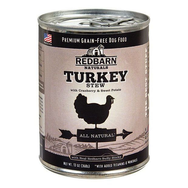 RedBarn Natural Grain-Free Turkey Recipe Stew for Dogs (368 gms)