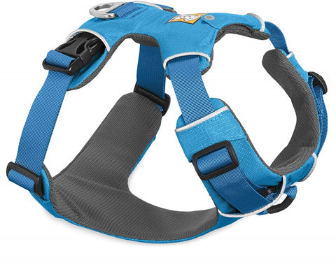 Ruffwear Front Range All-Day Adventure Harness For Dogs – Blue Dusk