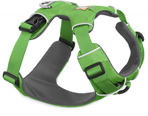 Ruffwear Front Range All-Day Adventure Harness For Dogs – Meadow Green