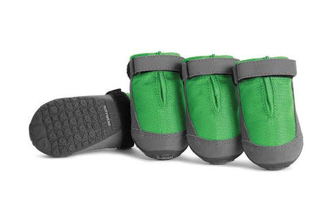 Ruffwear Summit Trex Everyday Paw Protection Boots – Meadow Green (Set Of 4)