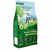 Wag & Love Natural Dog Food – Adult Vigor (Small & Medium Breeds)