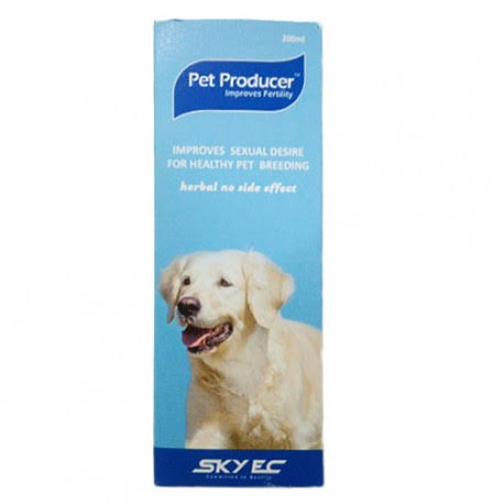 Skyec Pet Producer Syrup For Dogs (200ml)