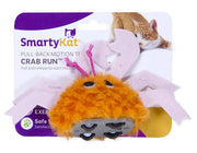 SmartyKat Crab Run Pull- Back Motion Toy