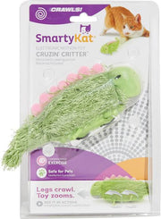 SmartyKat Cruzin Critter- Electronic Motion Toy