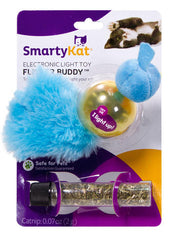 SmartyKat Flicker Buddy- Electronic Light Toy