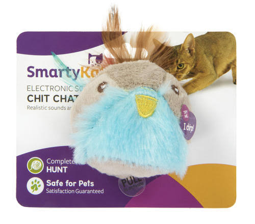 SmartyKat Chit Chatter- Electronic Sound Toy