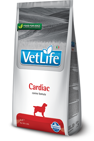 Vet Life Cardiac Canine Formula Dog Food