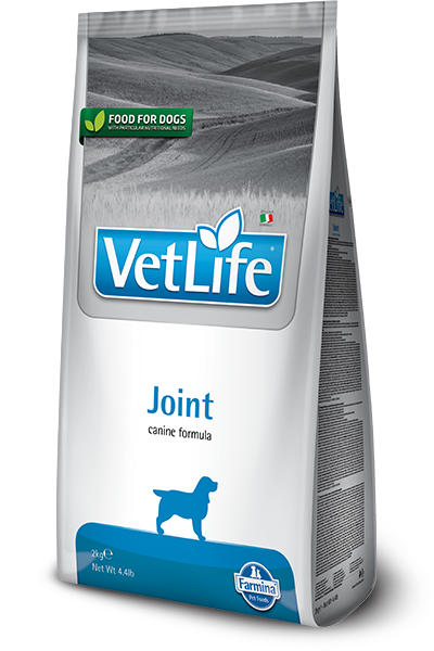 Vet Life Joint Canine Formula Dog Food