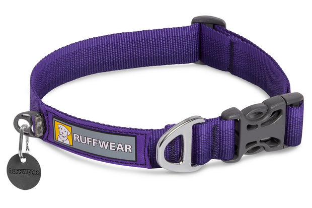 Ruffwear Front Range™Huckleberry Blue Dog Collar