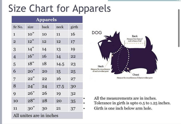 Digital T-Shirt For Dogs