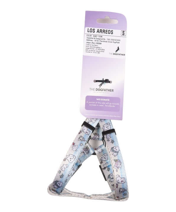 Los Arreos Baby Toon Harness For Dogs
