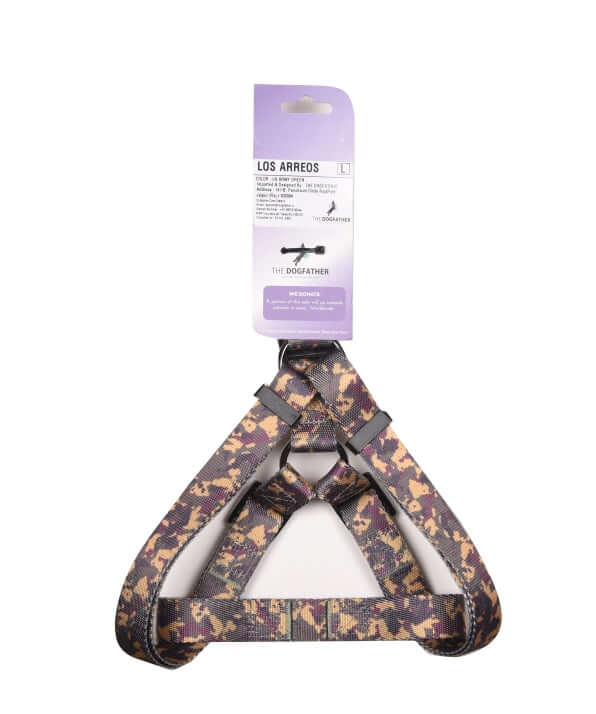 Los Arreos US Army Harness For Dogs