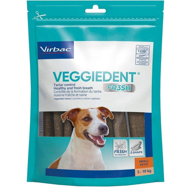 Veggiedent Oral Hygiene Vegetable Dog Chew