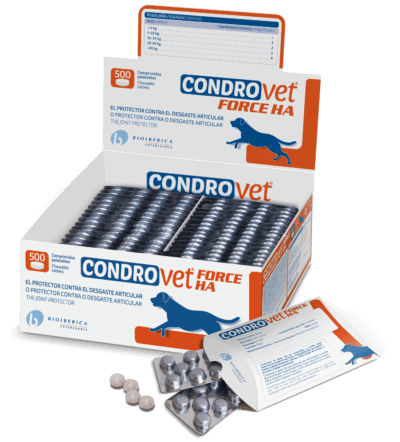 Condrovet Force HA® Pack Of 50 Tabs
