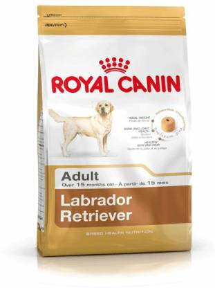 Labrador Retriever Adult Dry Dog Food 3kg