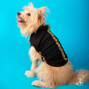 Monogram Hoodie For Dogs