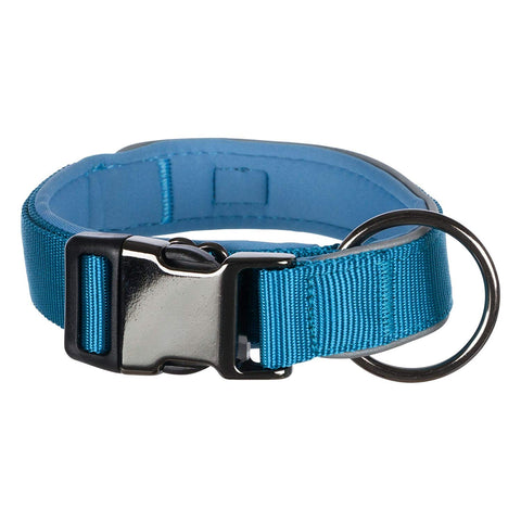 Trixie Experience Collar- Extra Wide (Blue)