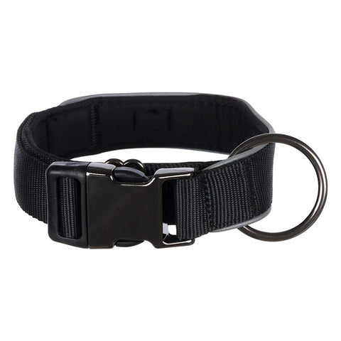 Trixie Experience Collar- Extra Wide (Black)