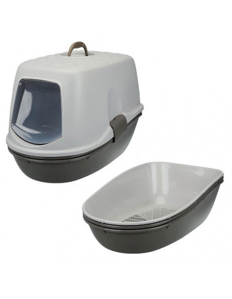 Trixie Germany berto Top Litter Tray, Three part, With Separating System.