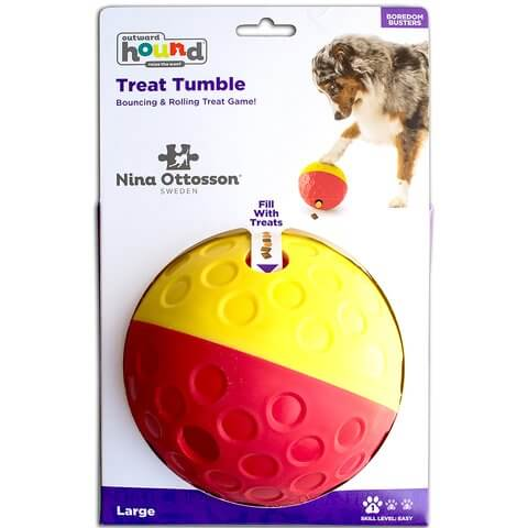 Nina Ottoson TREAT TUMBLE Large Dog Toy
