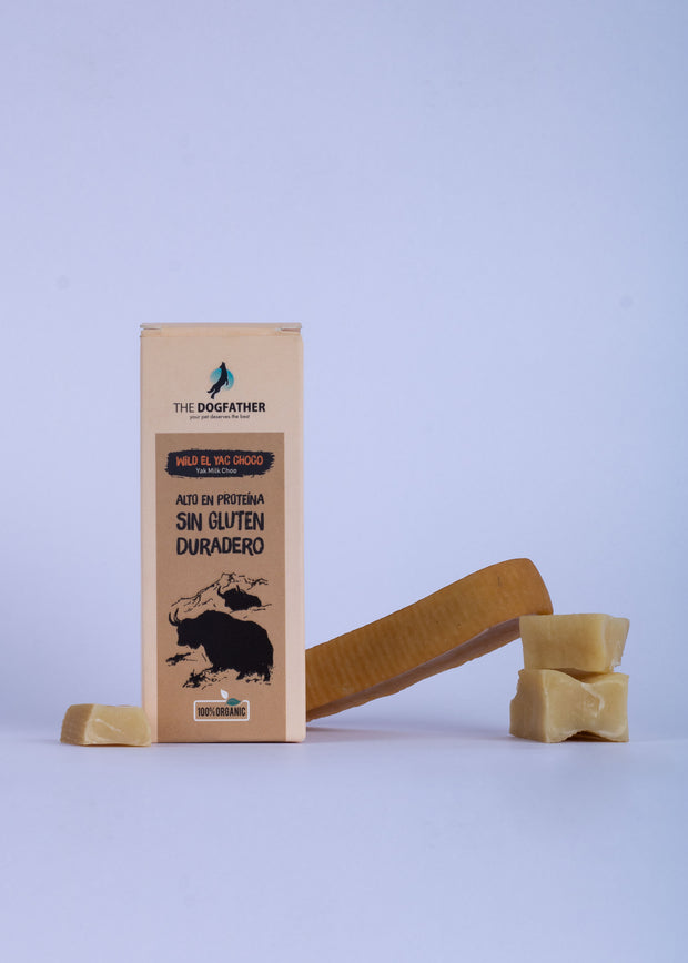 TDF Wild EL Yac Choco ( Yak Milk Choo ) For Dogs