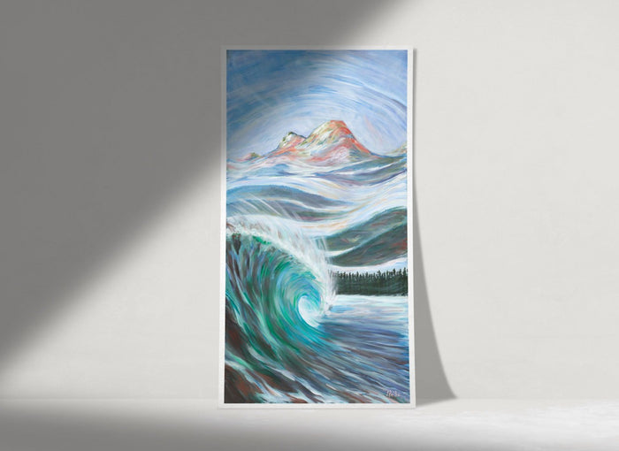 Pacific Dreams | Fine Art Print