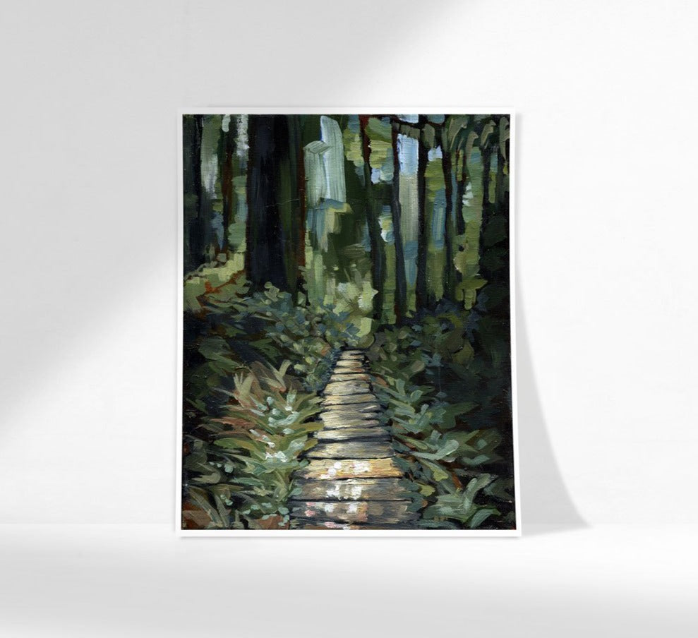 """Steps Away"" 