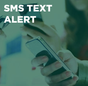 San Francisco SMS Text Alert