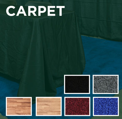 San Diego 2020 Carpet / Flooring