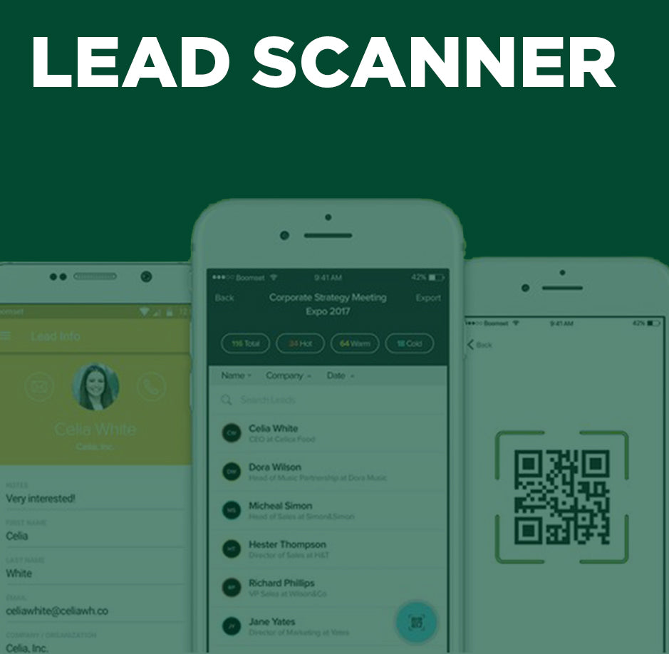 Houston 2020 Lead Scanner