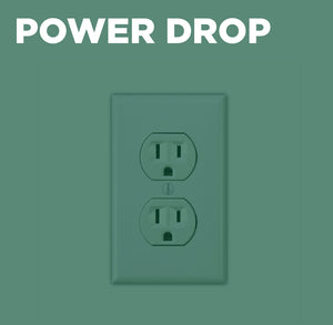 San Diego Power Drop