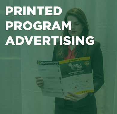 San Diego Printed Program Advertising