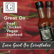 Specialty Hot Sauce Great for Cooking, as a dip, or marinade sauce