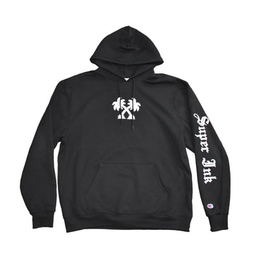 Midnight  Hoodie - Super Ink Clothing