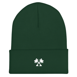 Palm Tree Toque - Super Ink Clothing