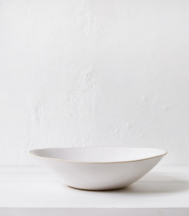Wonki Ware / Salad Bowl / Beach Sand / Large
