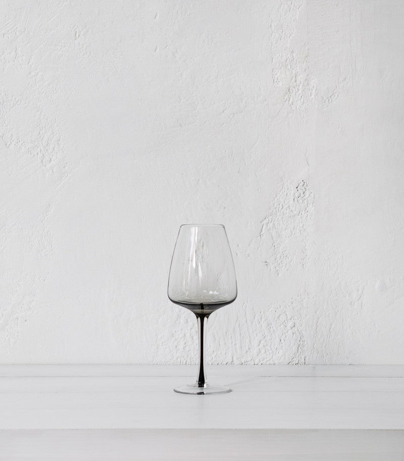 Broste / White Wine Glass / Smoke