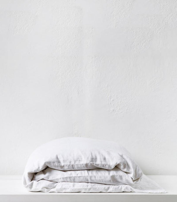 Bedouin Societe / Duvet / Super King / White
